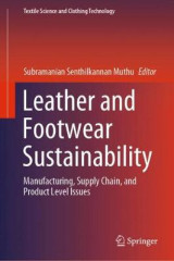 Omslag - Leather and Footwear Sustainability