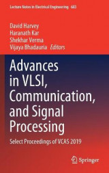 Omslag - Advances in VLSI, Communication, and Signal Processing