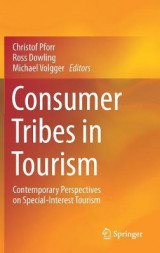 Omslag - Consumer Tribes in Tourism