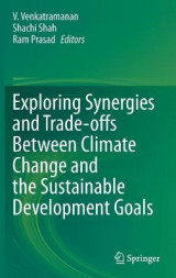 Omslag - Exploring Synergies and Trade-offs between Climate Change and the Sustainable Development Goals