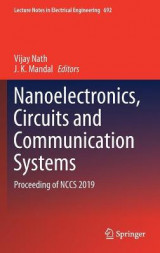 Omslag - Nanoelectronics, Circuits and Communication Systems