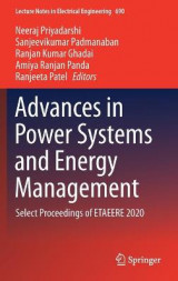 Omslag - Advances in Power Systems and Energy Management