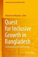 Omslag - Quest for Inclusive Growth in Bangladesh