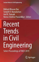 Omslag - Recent Trends in Civil Engineering