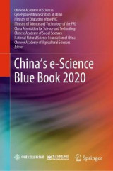 Omslag - China's e-Science Blue Book 2020
