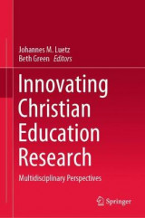 Omslag - Innovating Christian Education Research