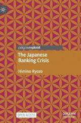 Omslag - The Japanese Banking Crisis