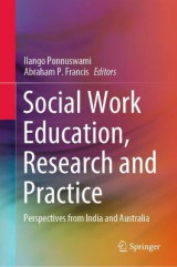 Omslag - Social Work Education, Research and Practice