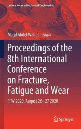 Omslag - Proceedings of the 8th International Conference on Fracture, Fatigue and Wear