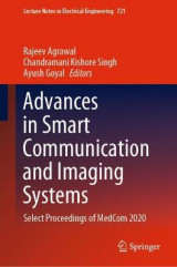 Omslag - Advances in Smart Communication and Imaging Systems