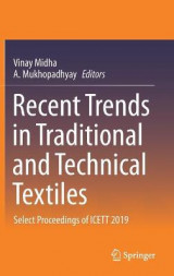 Omslag - Recent Trends in Traditional and Technical Textiles
