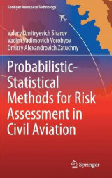 Omslag - Probabilistic-Statistical Methods for Risk Assessment in Civil Aviation
