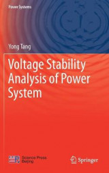 Omslag - Voltage Stability Analysis of Power System