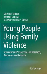 Omslag - Young People Using Family Violence