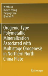 Omslag - Orogenic-Type Polymetallic Mineralization Associated with Multistage Orogenesis in Northern North China Plate