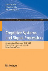 Omslag - Cognitive Systems and Signal Processing