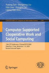 Omslag - Computer Supported Cooperative Work and Social Computing