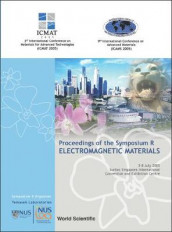 Electromagnetic Materials - Proceedings Of The Symposium R av David L. Andrews (Heftet)