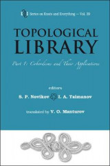 Omslag - Topological Library: Cobordisms and Their Applications Part 1
