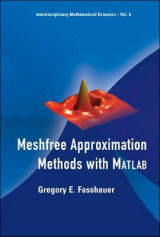 Omslag - Meshfree Approximation Methods with MATLAB