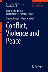 Omslag - Conflict, Violence and Peace