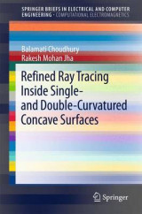 Omslag - Refined Ray Tracing inside Single- and Double-Curvatured Concave Surfaces