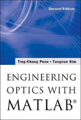 Omslag - Engineering Optics With Matlab (R)