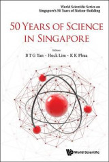 Omslag - 50 Years of Science in Singapore