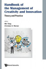 Omslag - Handbook of the Management of Creativity and Innovation: Theory and Practice