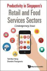 Omslag - Productivity in Singapore's Retail and Food Services Sectors: Contemporary Issues