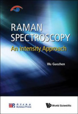 Omslag - Raman Spectroscopy: An Intensity Approach
