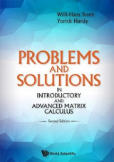 Omslag - Problems And Solutions In Introductory And Advanced Matrix Calculus