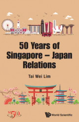 Omslag - The Merlion and Mt. Fuji: 50 Years of Singapore-Japan Relations