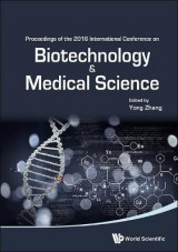 Omslag - Biotechnology and Medical Science - Proceedings of the 2016 International Conference