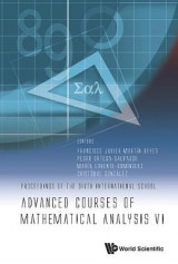 Omslag - Advanced Courses of Mathematical Analysis - Proceedings of the Sixth International School: No. 6