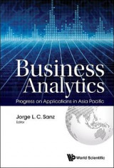 Omslag - Business Analytics: Progress on Applications in Asia Pacific