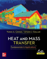 Omslag - Heat And Mass Transfer, 6th Edition, Si Units