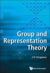 Omslag - Group and Representation Theory