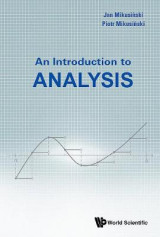 Omslag - Introduction To Analysis, An