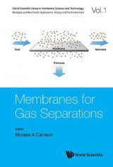 Omslag - Membranes For Gas Separations