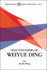 Omslag - Selected Papers Of Weiyue Ding