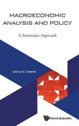 Omslag - Macroeconomic Analysis And Policy: A Systematic Approach