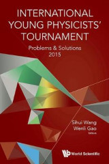 Omslag - International Young Physicists' Tournament: Problems And Solutions 2015