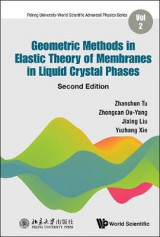 Omslag - Geometric Methods In Elastic Theory Of Membranes In Liquid Crystal Phases