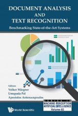 Omslag - Document Analysis And Text Recognition: Benchmarking State-of-the-art Systems