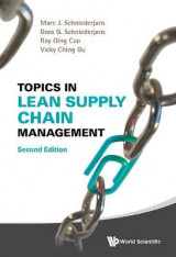 Omslag - Topics In Lean Supply Chain Management