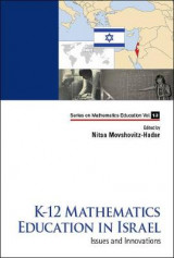 Omslag - K-12 Mathematics Education In Israel: Issues And Innovations
