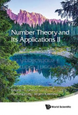 Omslag - Number Theory And Its Applications Ii