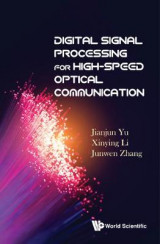 Omslag - Digital Signal Processing For High-speed Optical Communication