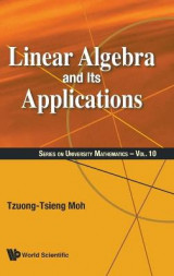 Omslag - Linear Algebra And Its Applications